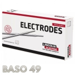 Elektrody BASO 49 Ø 3.2 x 450mm 4kg Lincoln Electric