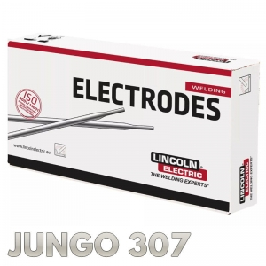 Elektrody JUNGO 307 Ø  4.0 x 450mm 5kg Lincoln Electric
