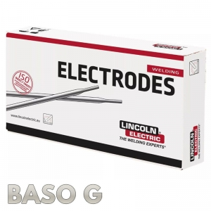 Elektrody BASO G Ø 4.0 x 450mm 5,9kg Lincoln Electric