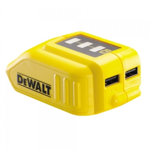 Adapter power bank ładowarka 2x USB do akumulatorów XR DCB090-XJ DEWALT