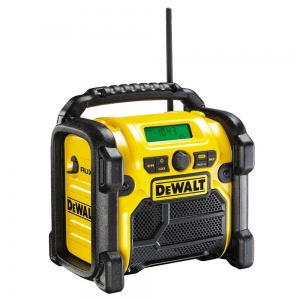 Radio budowlane XR LI-ON FM/AM AUX DCR019 DeWalt